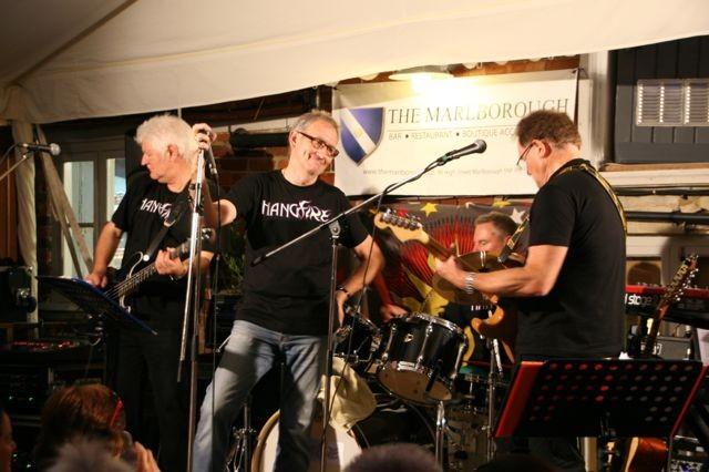 Hangfire Marlborough Jazz Festival